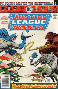 Cover Thumbnail for Justice League of America (DC, 1960 series) #132