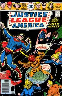 Cover Thumbnail for Justice League of America (DC, 1960 series) #133
