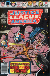 Cover Thumbnail for Justice League of America (DC, 1960 series) #134