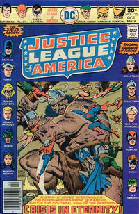 Cover for Justice League of America (DC, 1960 series) #135