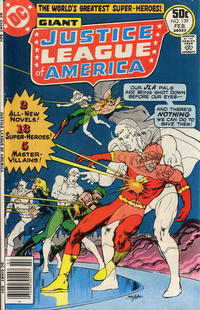 Cover Thumbnail for Justice League of America (DC, 1960 series) #139