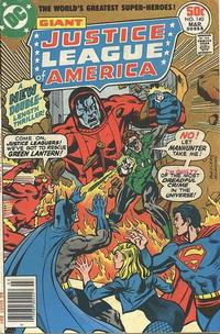 Cover Thumbnail for Justice League of America (DC, 1960 series) #140