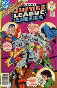 Cover Thumbnail for Justice League of America (DC, 1960 series) #142