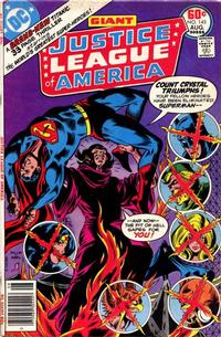 Cover Thumbnail for Justice League of America (DC, 1960 series) #145