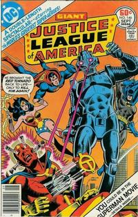 Cover Thumbnail for Justice League of America (DC, 1960 series) #146