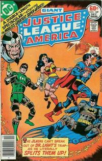 Cover Thumbnail for Justice League of America (DC, 1960 series) #149