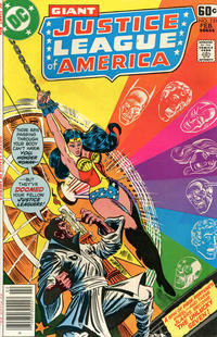 Cover Thumbnail for Justice League of America (DC, 1960 series) #151