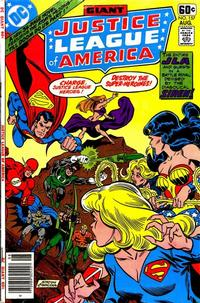 Cover Thumbnail for Justice League of America (DC, 1960 series) #157