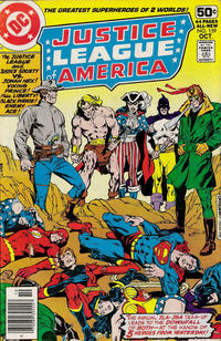 Cover Thumbnail for Justice League of America (DC, 1960 series) #159