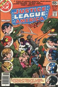 Cover Thumbnail for Justice League of America (DC, 1960 series) #160