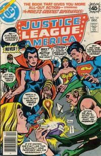 Cover Thumbnail for Justice League of America (DC, 1960 series) #161
