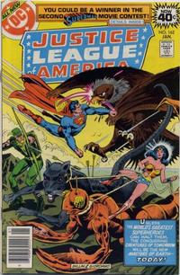 Cover Thumbnail for Justice League of America (DC, 1960 series) #162
