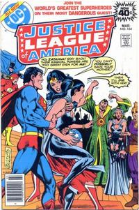Cover Thumbnail for Justice League of America (DC, 1960 series) #164 [Regular Edition]