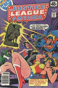 Cover Thumbnail for Justice League of America (DC, 1960 series) #166 [Regular Edition]