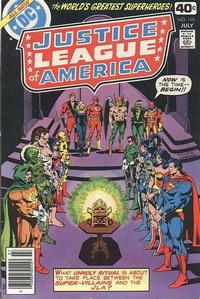 Cover Thumbnail for Justice League of America (DC, 1960 series) #168
