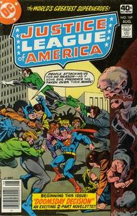 Cover Thumbnail for Justice League of America (DC, 1960 series) #169