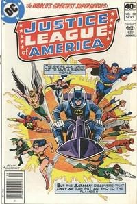 Cover Thumbnail for Justice League of America (DC, 1960 series) #170