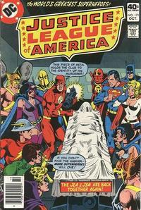 Cover Thumbnail for Justice League of America (DC, 1960 series) #171