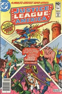 Cover Thumbnail for Justice League of America (DC, 1960 series) #177