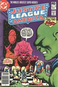 Cover Thumbnail for Justice League of America (DC, 1960 series) #178