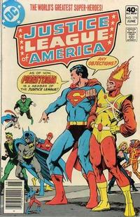 Cover Thumbnail for Justice League of America (DC, 1960 series) #179