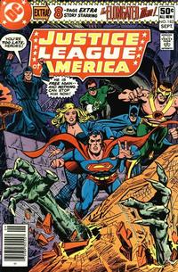 Cover Thumbnail for Justice League of America (DC, 1960 series) #182