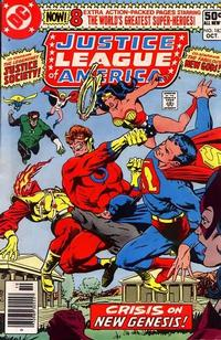 Cover Thumbnail for Justice League of America (DC, 1960 series) #183 [Direct Sales Variant]