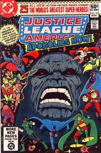 Cover Thumbnail for Justice League of America (DC, 1960 series) #184 [Direct]