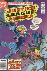 Cover Thumbnail for Justice League of America (DC, 1960 series) #188