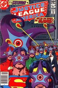 Cover Thumbnail for Justice League of America (DC, 1960 series) #190