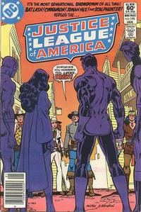 Cover Thumbnail for Justice League of America (DC, 1960 series) #198