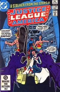 Cover Thumbnail for Justice League of America (DC, 1960 series) #202 [Direct Sales]