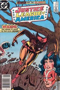 Cover Thumbnail for Justice League of America (DC, 1960 series) #234 [Newsstand]