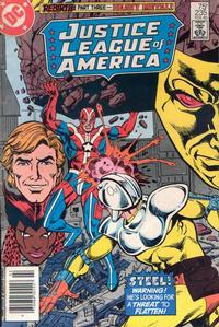 Cover Thumbnail for Justice League of America (DC, 1960 series) #235