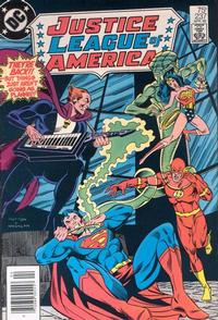 Cover Thumbnail for Justice League of America (DC, 1960 series) #237