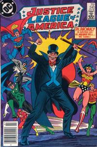 Cover Thumbnail for Justice League of America (DC, 1960 series) #240