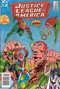 Cover Thumbnail for Justice League of America (DC, 1960 series) #243