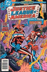 Cover Thumbnail for Justice League of America (DC, 1960 series) #244
