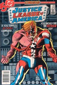 Cover Thumbnail for Justice League of America (DC, 1960 series) #245