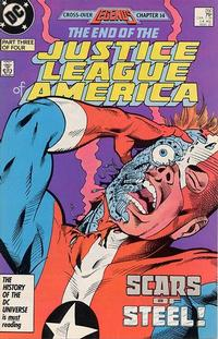 Cover Thumbnail for Justice League of America (DC, 1960 series) #260 [Direct Edition]