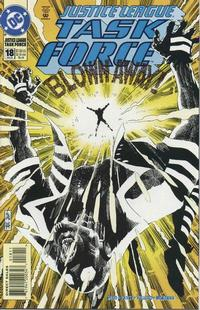 Cover Thumbnail for Justice League Task Force (DC, 1993 series) #18 [Direct Sales]