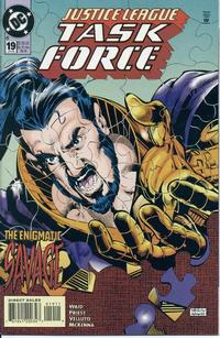 Cover Thumbnail for Justice League Task Force (DC, 1993 series) #19