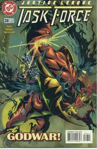 Cover Thumbnail for Justice League Task Force (DC, 1993 series) #36