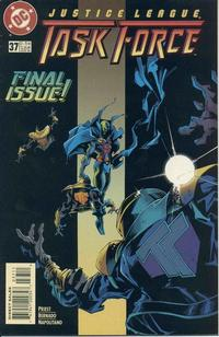 Cover Thumbnail for Justice League Task Force (DC, 1993 series) #37
