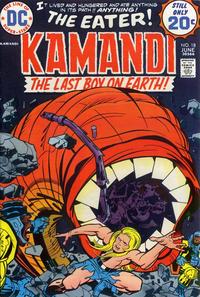 Cover Thumbnail for Kamandi, The Last Boy on Earth (DC, 1972 series) #18