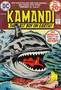 Cover Thumbnail for Kamandi, The Last Boy on Earth (DC, 1972 series) #23
