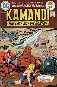 Cover Thumbnail for Kamandi, The Last Boy on Earth (DC, 1972 series) #30