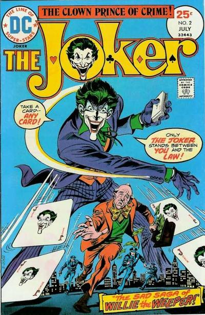 Cover for The Joker (DC, 1975 series) #2