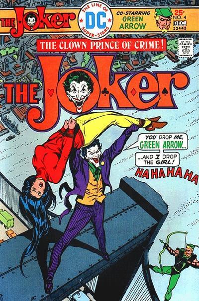 Cover for The Joker (DC, 1975 series) #4