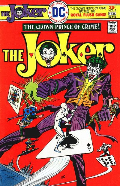 Cover for The Joker (DC, 1975 series) #5